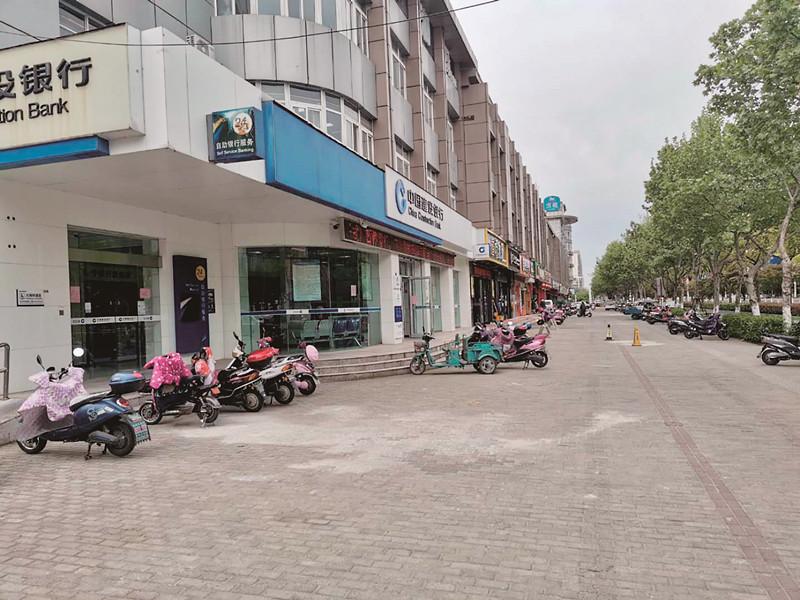 泰州城区交通秩序专项整治让停车更规范