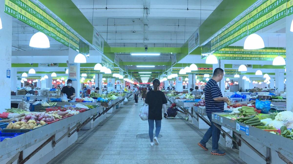 泰州市场监督管理局发布的《农贸市场长效管理规范》正式实施!