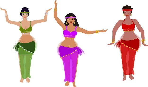 泰州学习肚皮舞,扭腰摆臀时你不能忽略的几个重要元素