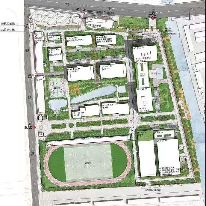 泰州市体育运动学校新校址将迁建至原泰州师专春晖路校区内